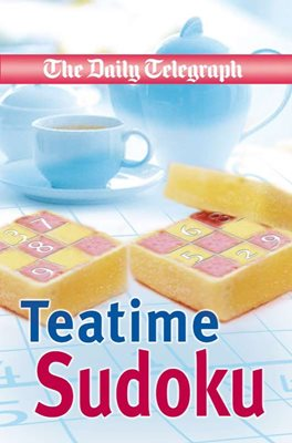 Book cover for Daily Telegraph Teatime Sudoku